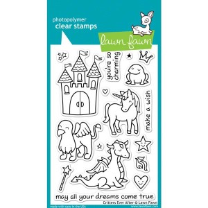 Critter Ever After Stamp Set