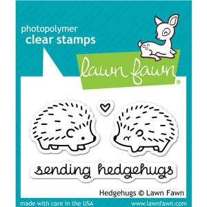Hedgehugs Stamp Set