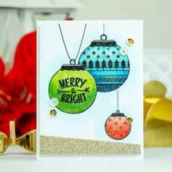 Happy Ornaments