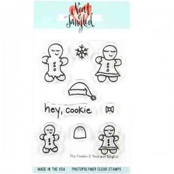 Hey Cookie Stamp Set