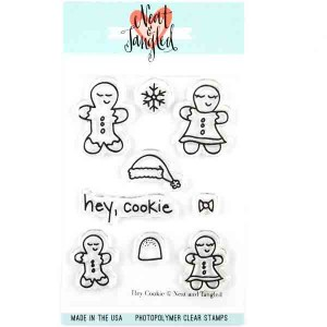 Hey Cookie Stamp Set