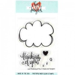 Neat & Tangled Just Thinking of You Stamp Set