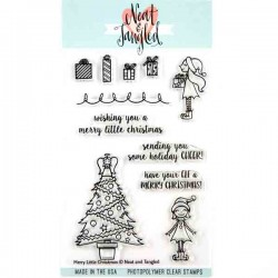 Merry Little Christmas Stamp set
