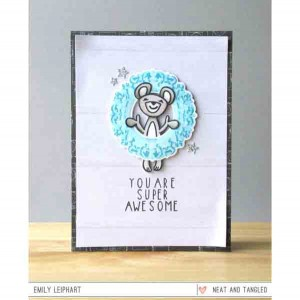 Neat & Tangled Ornate Frames Stamp Set class=