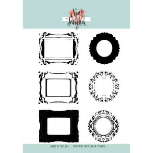 Ornate Frames Stamp Set