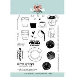 Neat & Tangled Perfect Blend Stamp Set