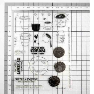 Neat & Tangled Perfect Blend Stamp Set class=