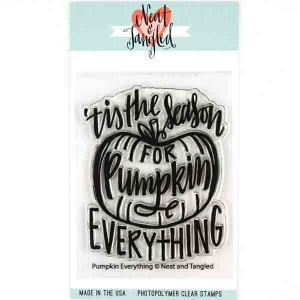 Pumpkin Everything Stamp