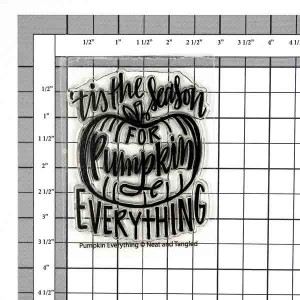 Neat & Tangled Pumpkin Everything Stamp class=
