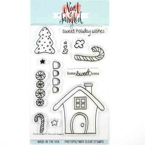 Neat & Tangled Sweet Home Stamp Set