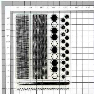 Penny Black Textures Stamp Set class=