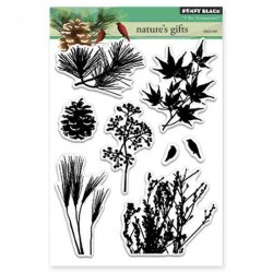Penny Black Nature's Gifts Stamp Set