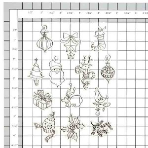 Penny Black Tiny Treasures Stamp Set class=