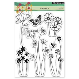Penny Black Enamor Stamp Set