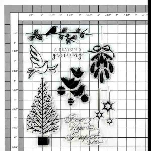 Penny Black Peace and Harmony Stamp Set class=