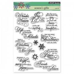 Penny Black Season's Gifts Stamp Set