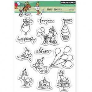 Penny Black Tiny Treats Stamp Set