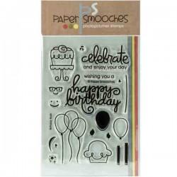 Paper Smooches Birthday Bash Stamp Set