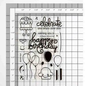 Paper Smooches Birthday Bash Stamp Set class=