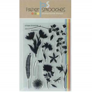 Paper Smooches Botanicals 1 Stamp Set