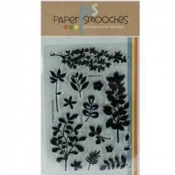 Paper Smooches Botanicals 2 Stamp Set