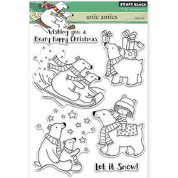 Penny Black Arctic Antics Stamp Set