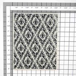 Penny Black Wall Paper Print Background Stamp class=