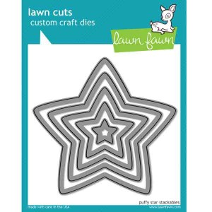 Lawn Fawn Puffy Star Stackables