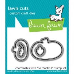 Lawn Fawn So Thankful Lawn Cuts