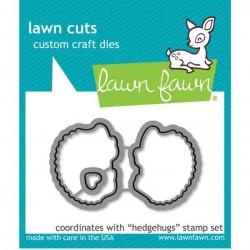 Lawn Fawn Hedgehugs Lawn Cuts