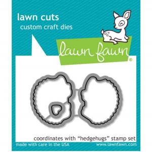Lawn Fawn Hedgehugs Lawn Cuts