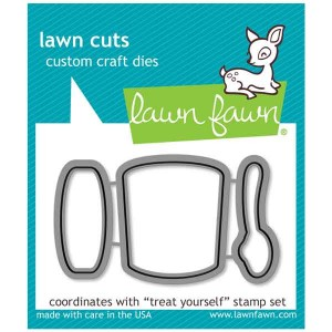 Lawn Fawn Treat Yourself Lawn Cuts