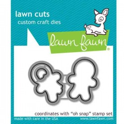 Lawn Fawn Oh Snap Lawn Cuts