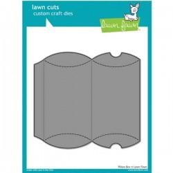 Lawn Fawn Pillow Box Lawn Cuts