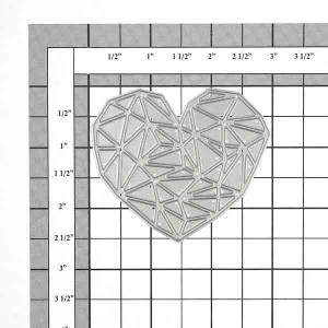 Neat & Tangled Heart of Gold Die class=