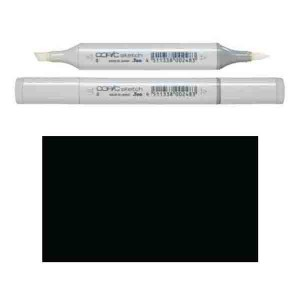 Copic Sketch - 110 Black