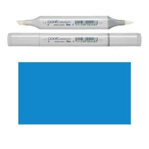 Copic Sketch - B18 Lapis Lazuli