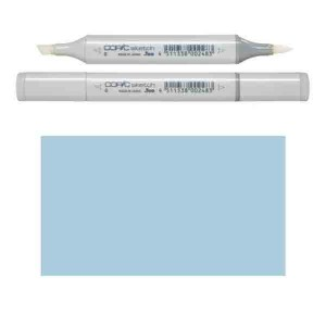 Copic Sketch - B52 Soft Greenish Blue class=