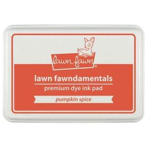 Lawn Fawn Pumpkin Spice Ink Pad
