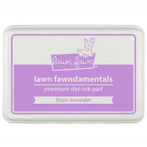 Lawn Fawn Fresh Lavender Dye Ink Pad
