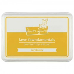 Lawn Fawn Sunflower Ink Pad