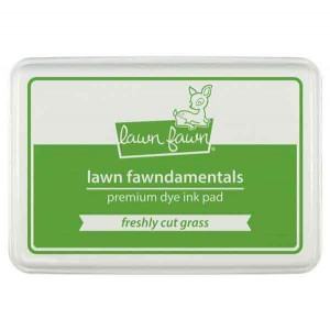 Lawn Fawn Freshly Cut Grass Ink Pad