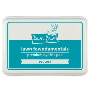 Lawn Fawn Peacock Ink Pad