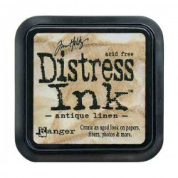 Antique Linen Distress Ink Pad