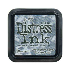 Weathered Wood Distress Ink Pad