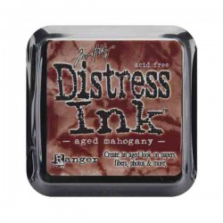 Aged Mahogany Distress Ink Pad