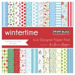 Penny Black Wintertime Paper Pad