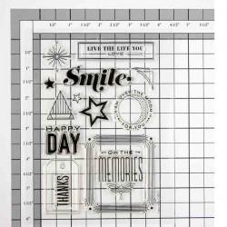 Happy Day Stamp Set