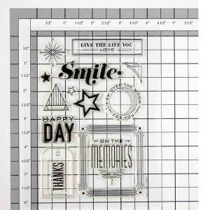 Happy Day Stamp Set class=