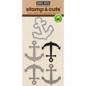 Stamp & Cut Anchor